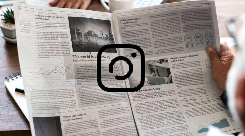 Instagram prensa