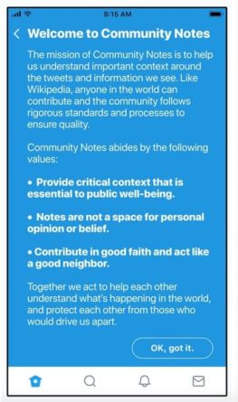 Twitter marcará las fake news