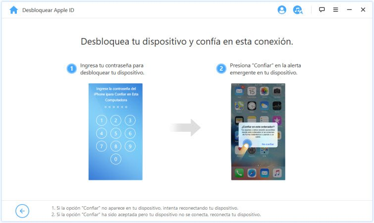 iPhone confiable