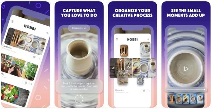 Hobbi, la nueva aplicación de Facebook