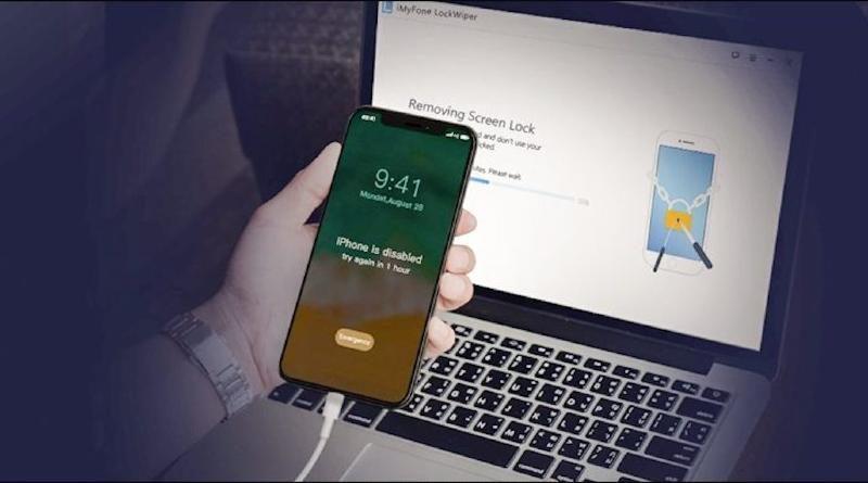 Lockwiper app