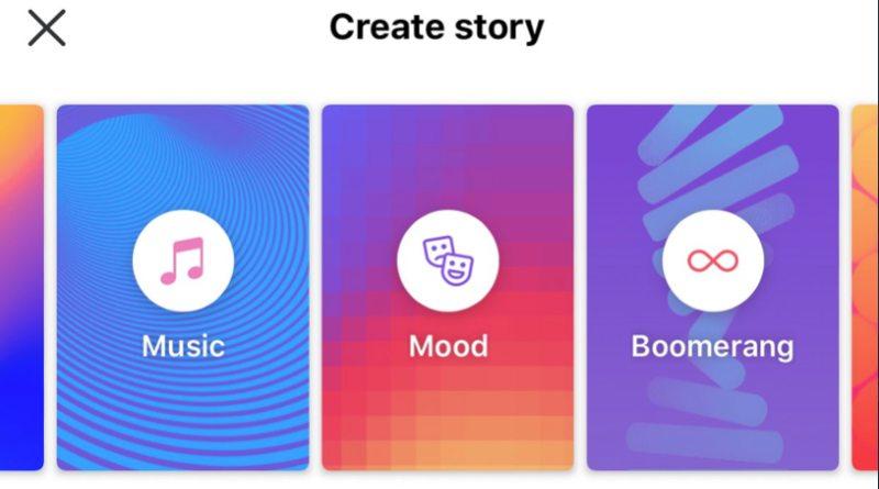 Mood Story Facebook