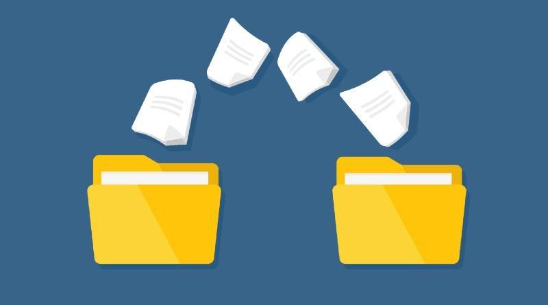 Envío email archivos