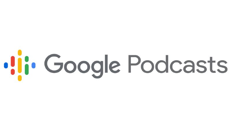 Logo de Google Podcast