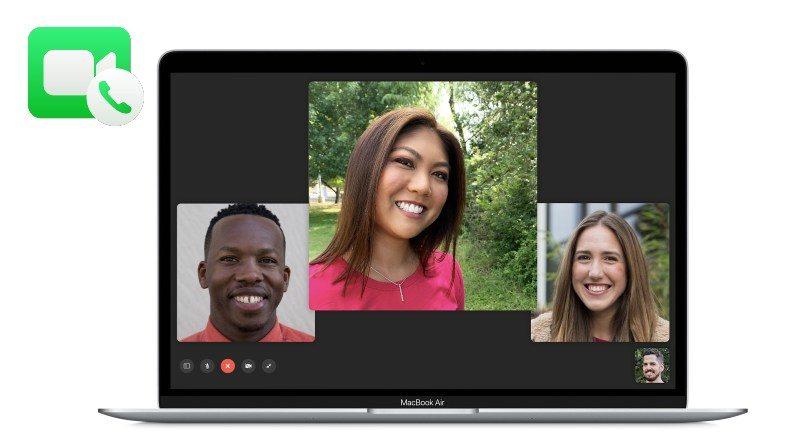 Group Facetime Apple