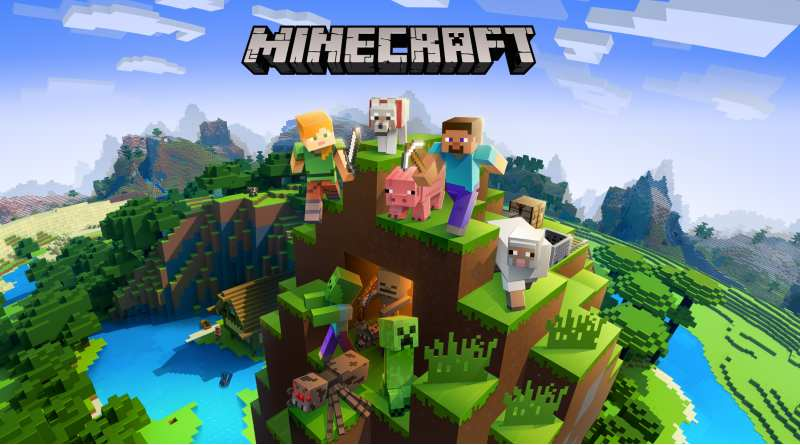 Minecraft Nintendo