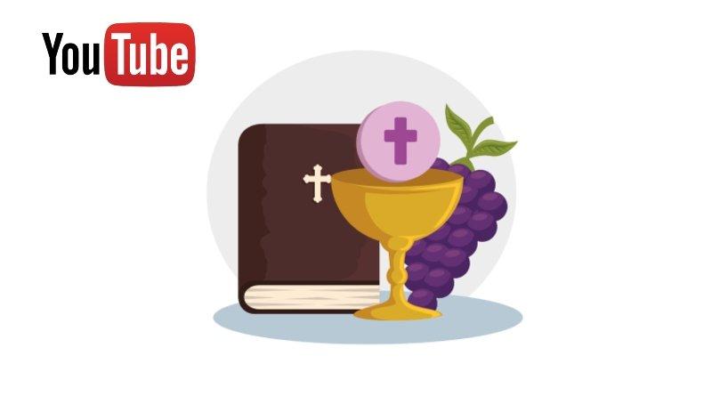 Misas online cuarentena YouTube