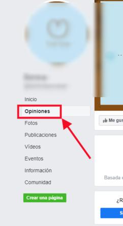 Opiniones Facebook