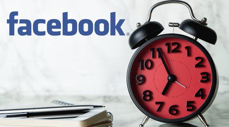 Precisión del Tiempo Facebook Internet