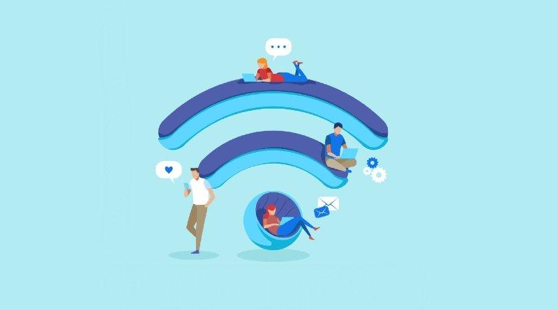 Trabajar desde casa Wifi Optimizado