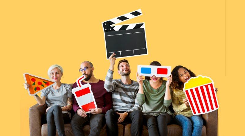 Ver películas y vídeos desde casa