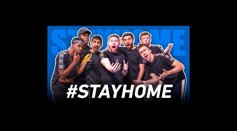 YouTube Stay Home