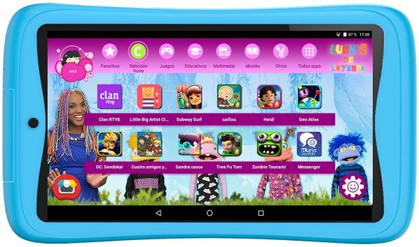 cefatronic tablet clan lunnis