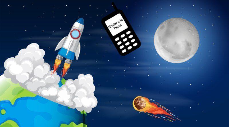 mensaje enviado espacio Lynk