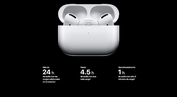 AirPods Pro audífonos inalámbricos