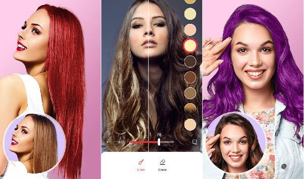 Cambiar Color de Pelo