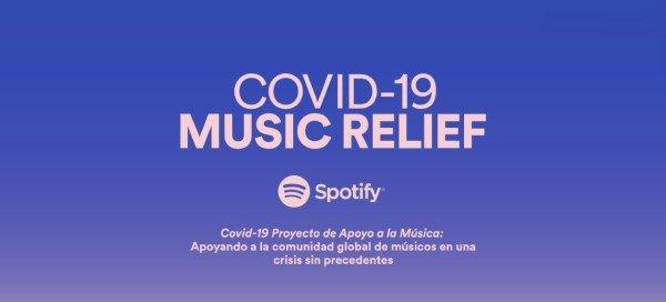 Covid-19 Spotify