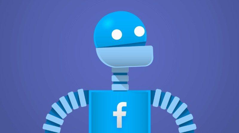 Facebook robot fibra óptica