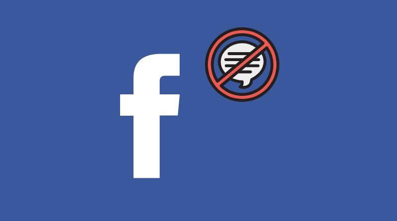 Facebook elimina cuentas rusas