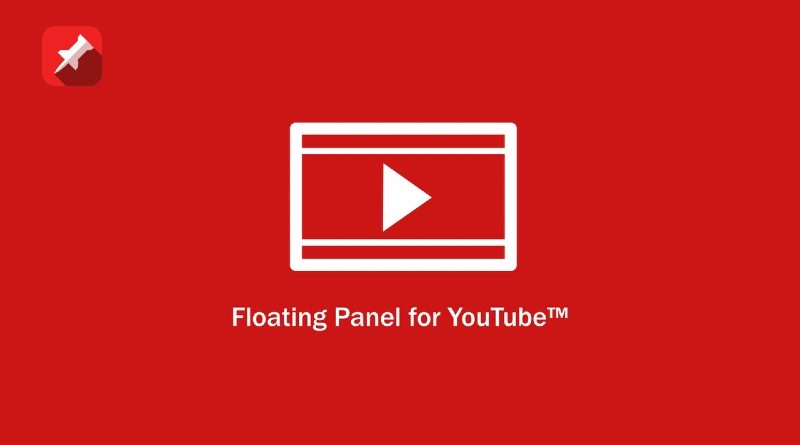 Floating YouTube ventana emergente