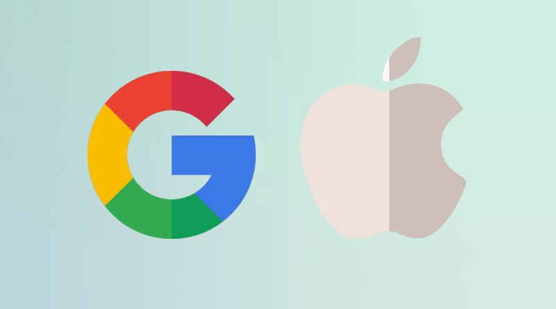 Google y apple alianza