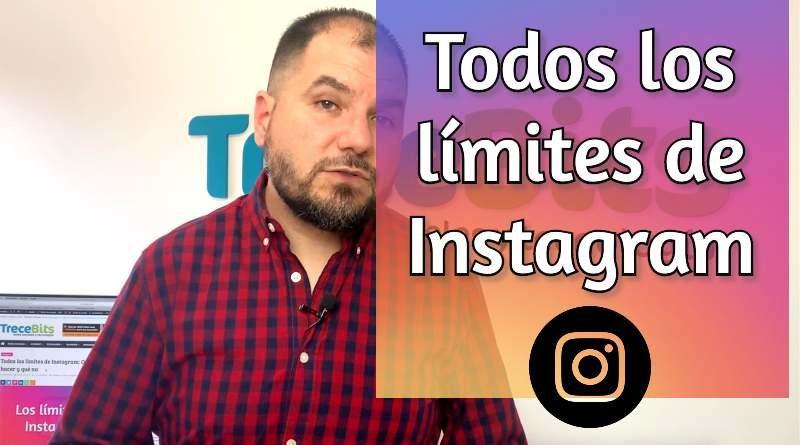 Instagram Vídeo limitaciones