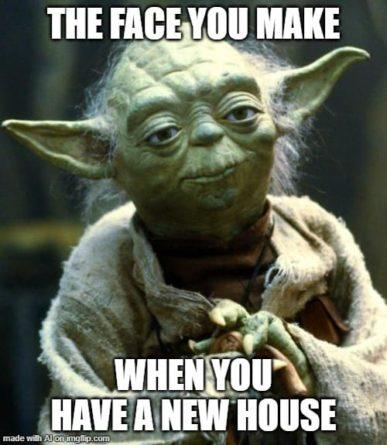 Meme Yoda generador de memes
