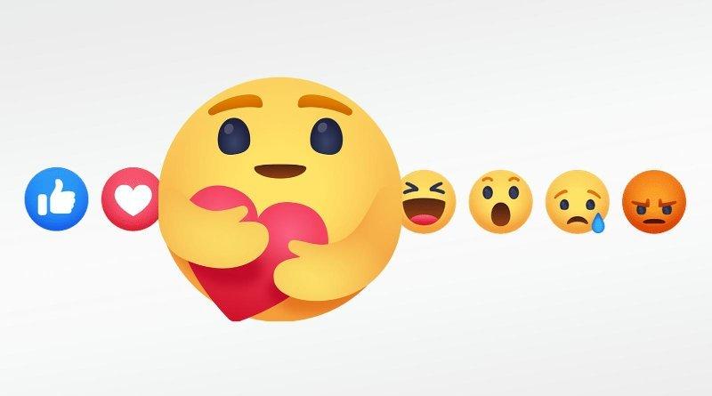 Facebook lanza una nueva reacción por el coronavirus