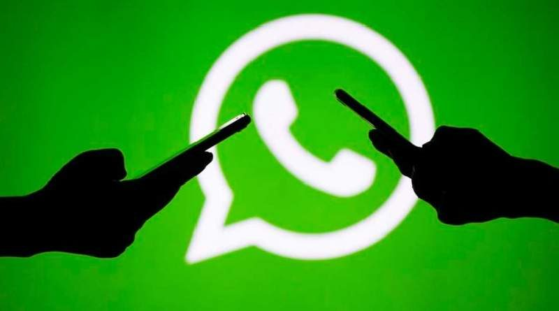 WhatsApp contactos no encontrados