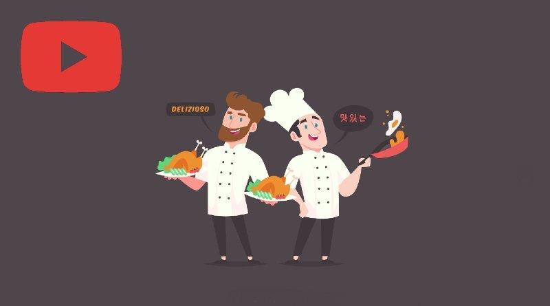 canales de YouTube Aprender a cocinar