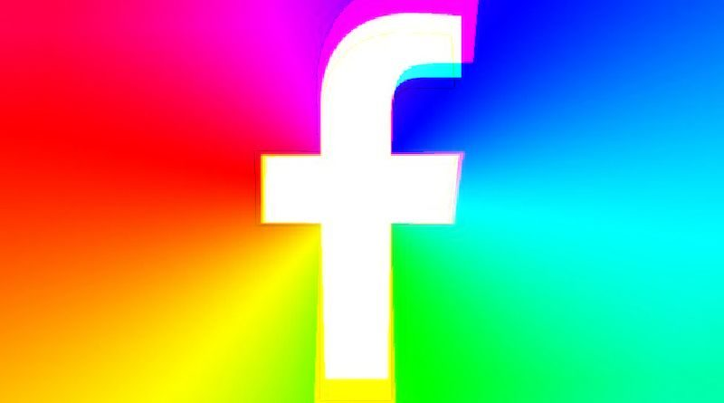 Facebook color