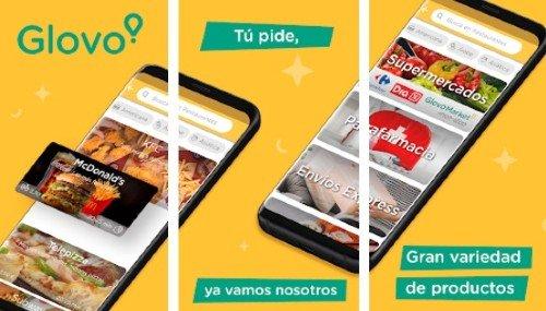app de glovo