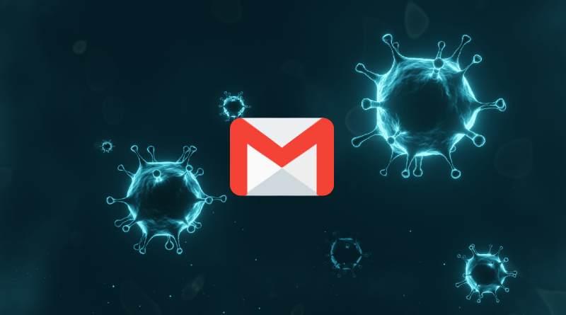 Gmail entre Covid-19