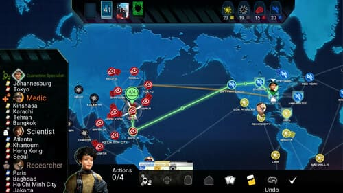 Pandemic Steam
