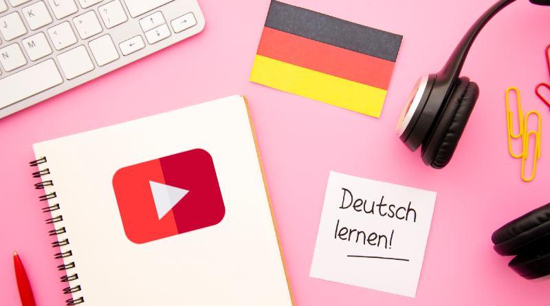 Cursos de Aleman en YouTube