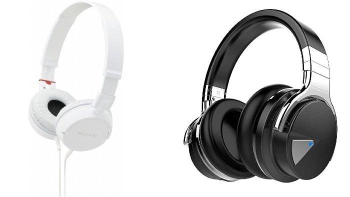 auriculares para crear un podcasts