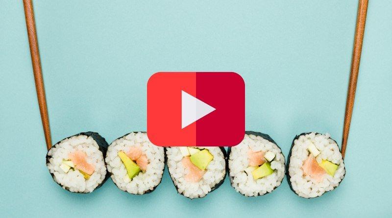 Aprender a hacer sushi