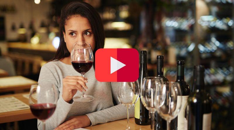 Canales de YouTube para catar vinos