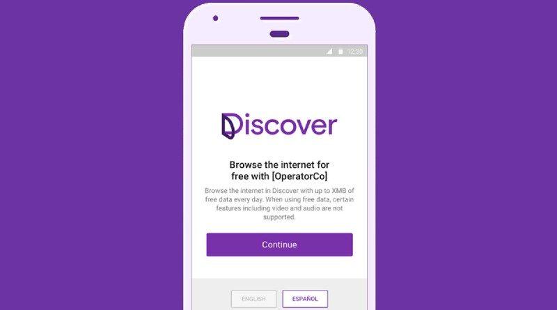 Facebook Lanza Una App Para Navegar Gratis Por Internet
