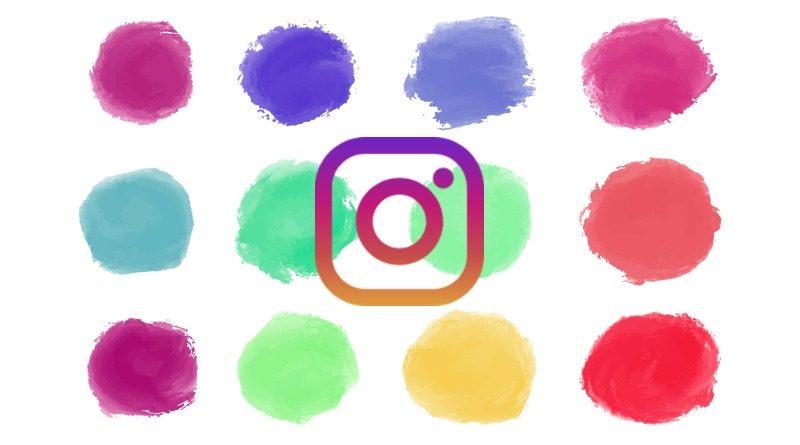 Filtro de Instagram Color Blind