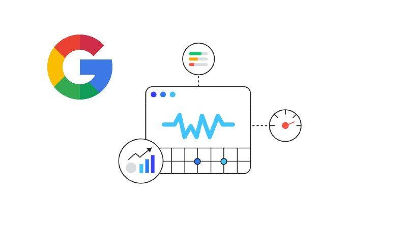 Google wEb vitals logo
