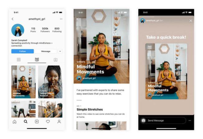 Instagram Guides, consejos y recomendaciones