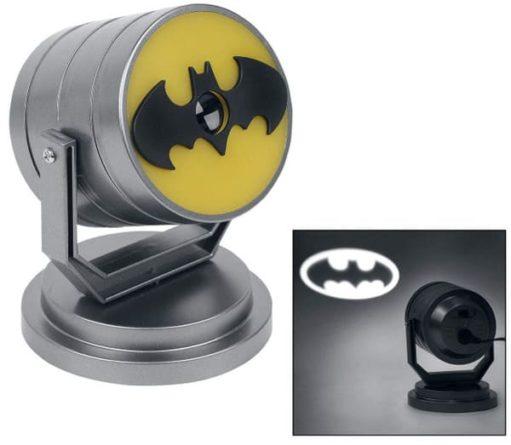 Lámpara foco de Batman