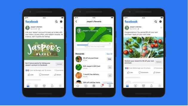 Facebook plan de fidelización