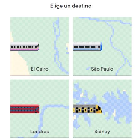 Google Maps, juego de la Serpiente