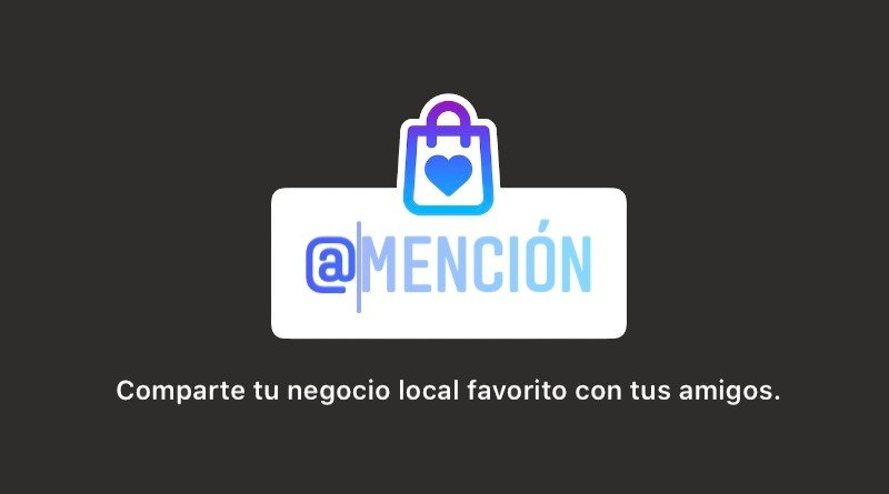 Instagram negocio local
