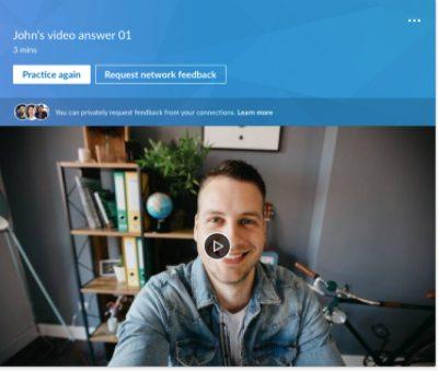 Entrevista virtual LinkedIn
