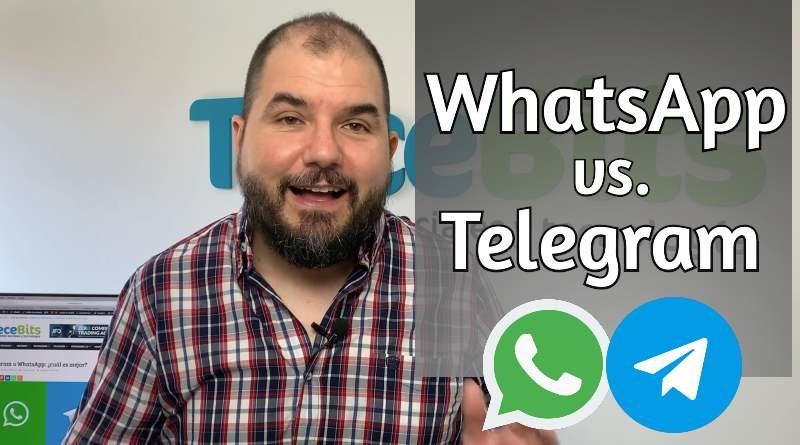WhatsApp y Telegram, análisis
