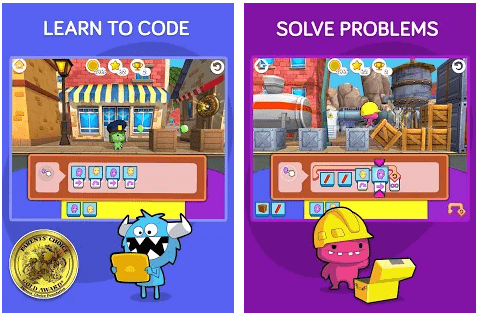 codeSpark academi programar para niños