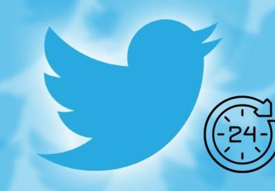 Twitter ya permite poner vídeos y fotos en el fondo de los Fleets